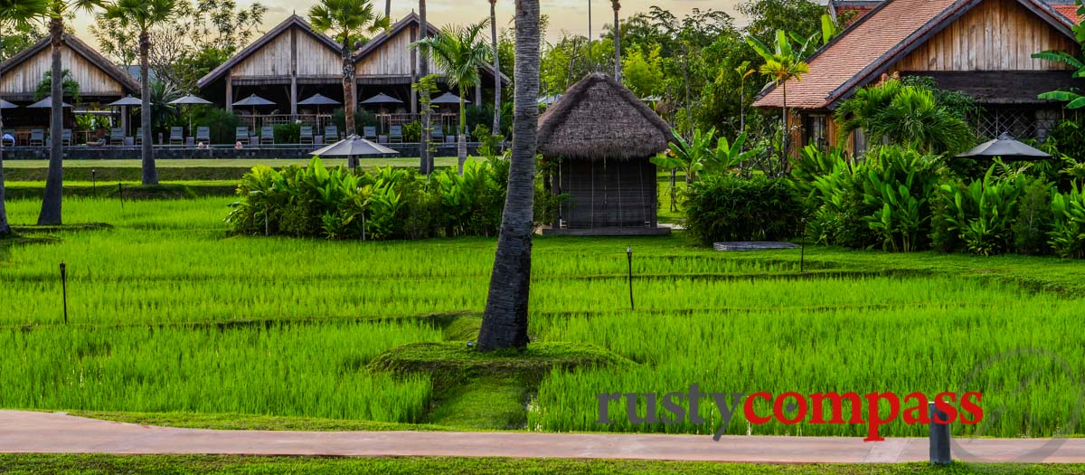 Siem Reap hotels - need to know