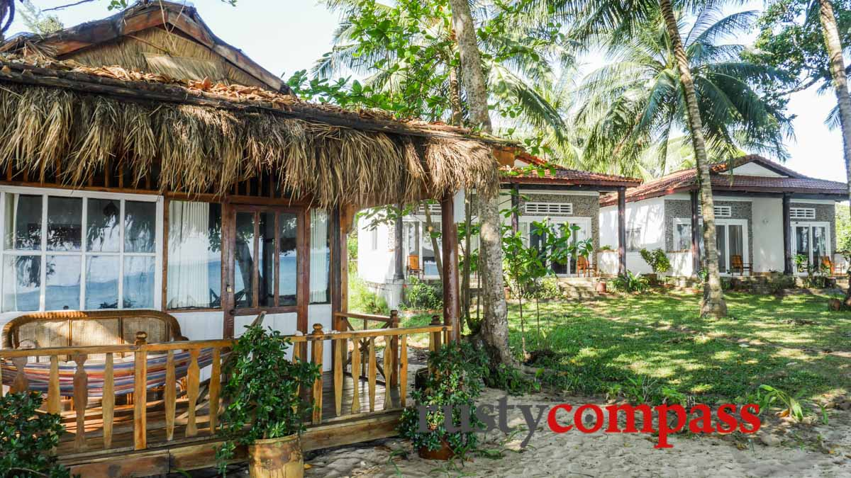 Solar powered - Bamboo Cottages, Phu Quoc Island