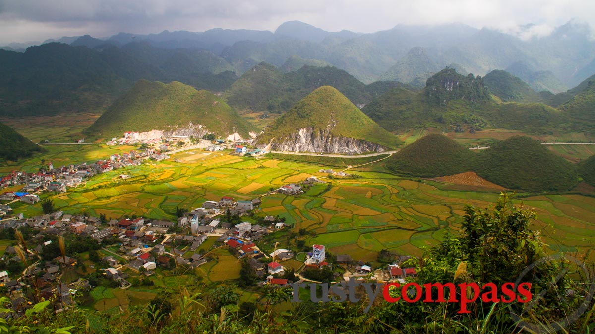 Ha Giang - north of Hanoi