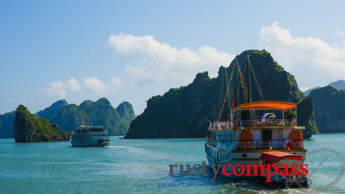 Halong Bay - nearby Hanoi