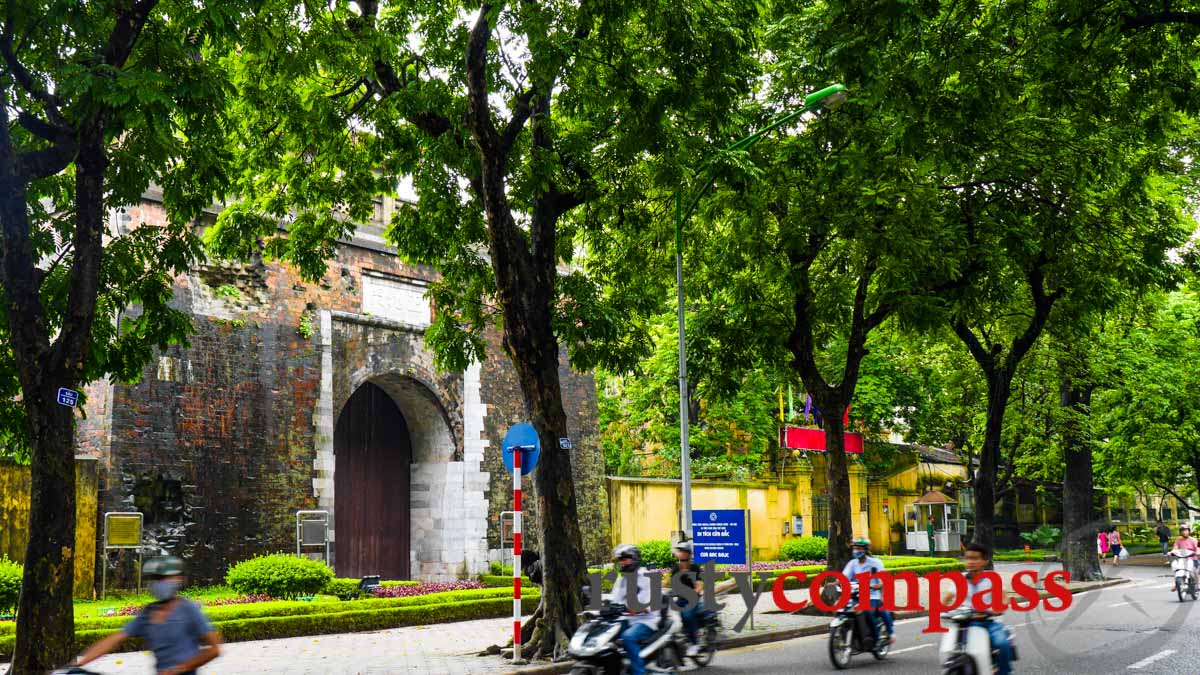 Bac Mon - Hanoi Citadel's North Gate