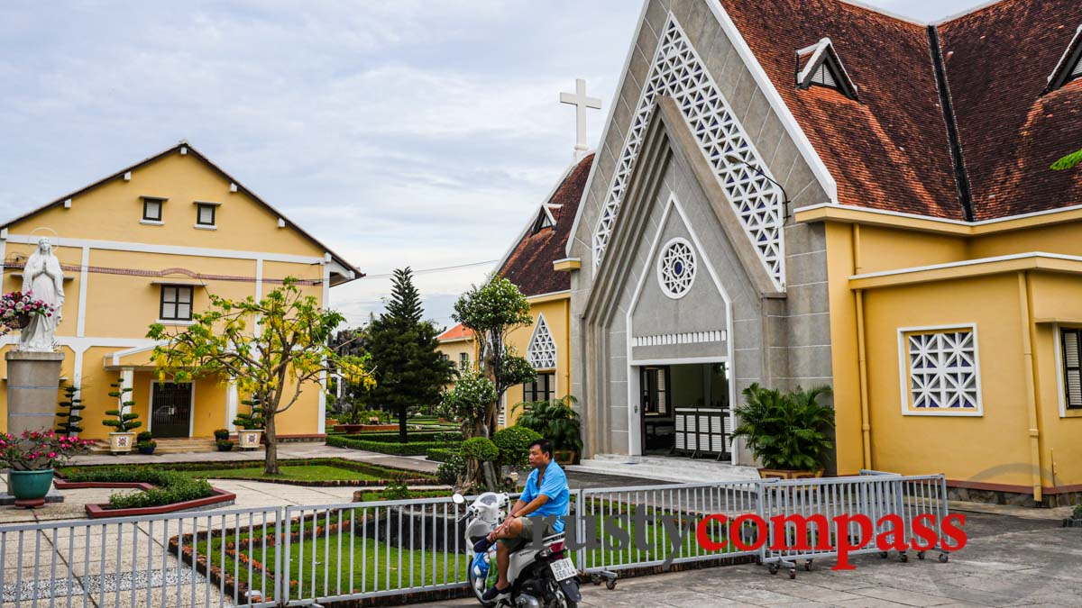 Thu Thiem Parish, Saigon