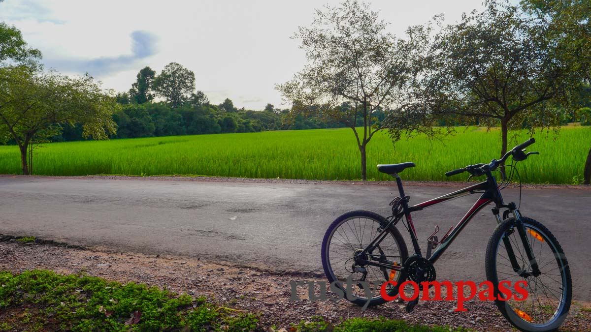 Cycling Angkor