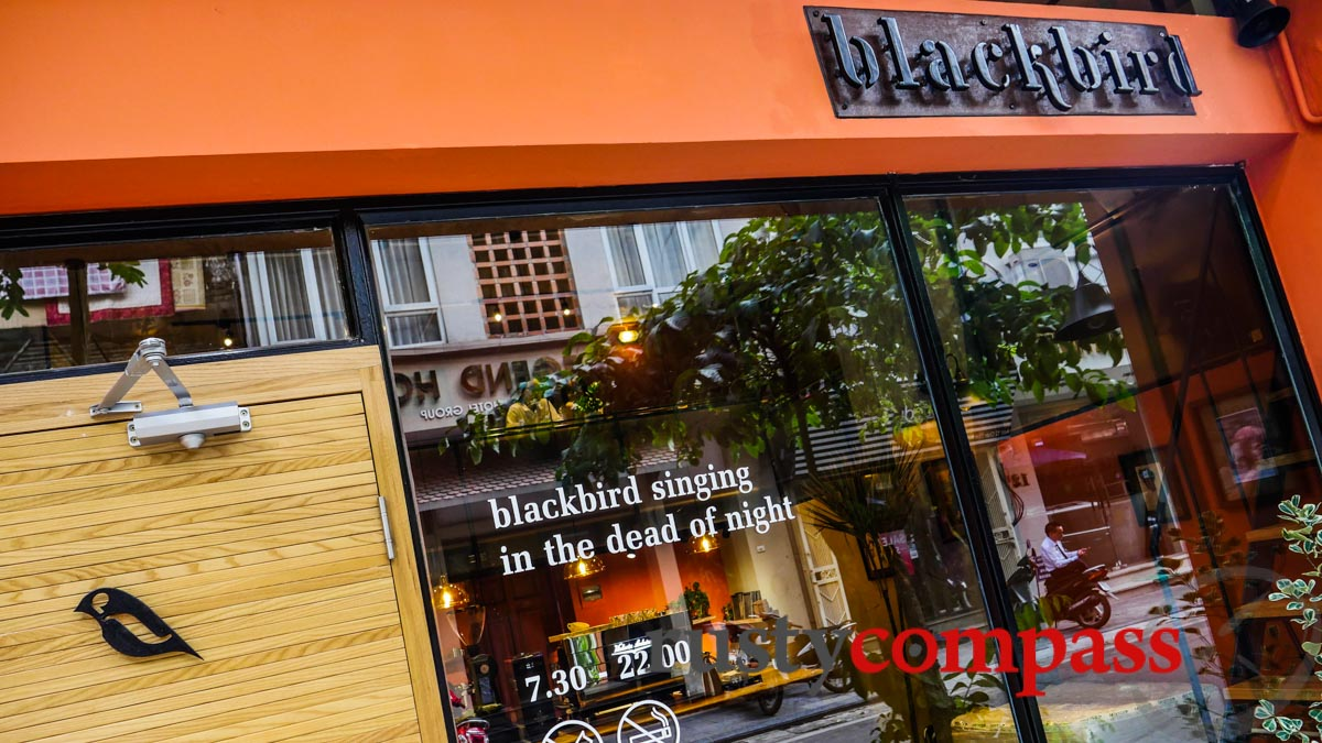 Blackbird Coffee, Hanoi