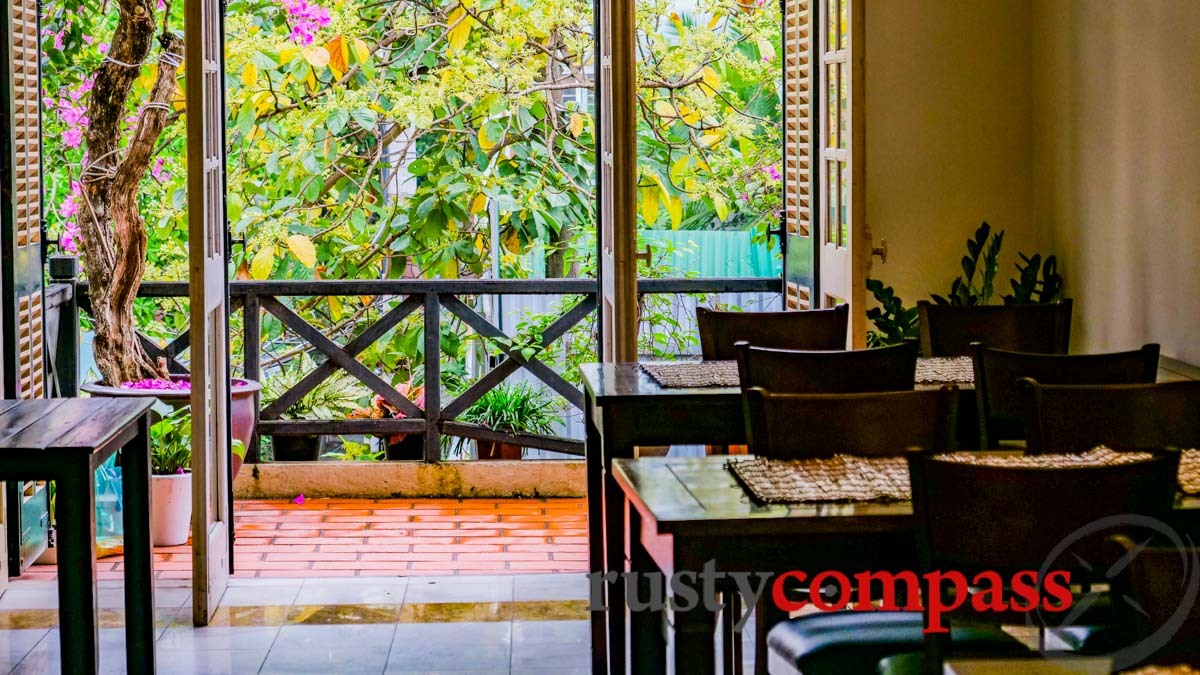 Eastern and Oriental Tea House and Coffee Parlour, Hanoi