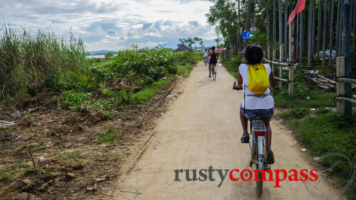 Cycling Hoi An