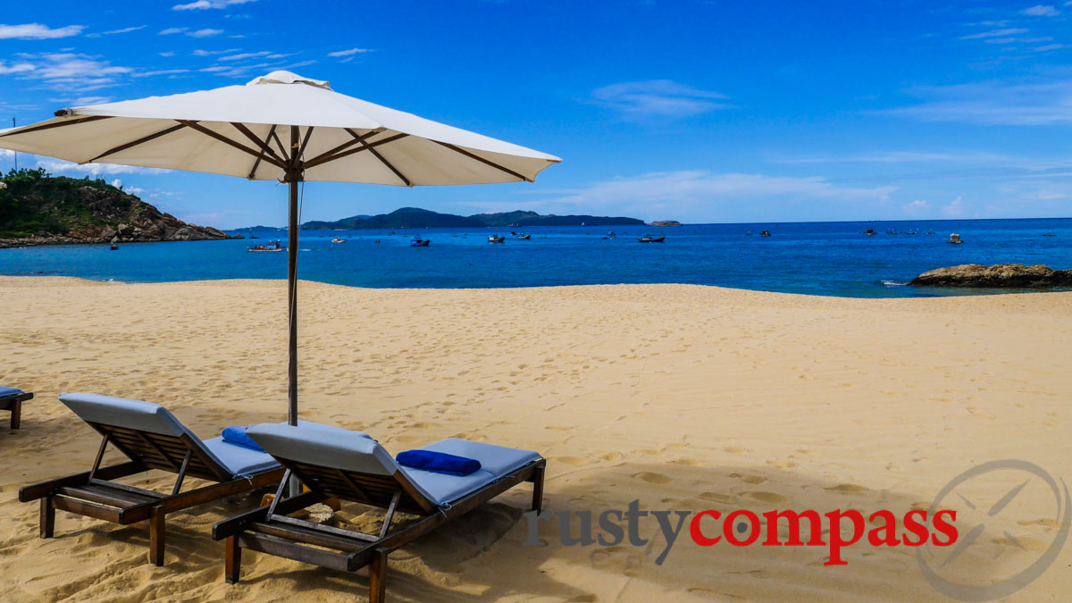 On the beach - Quy Nhon