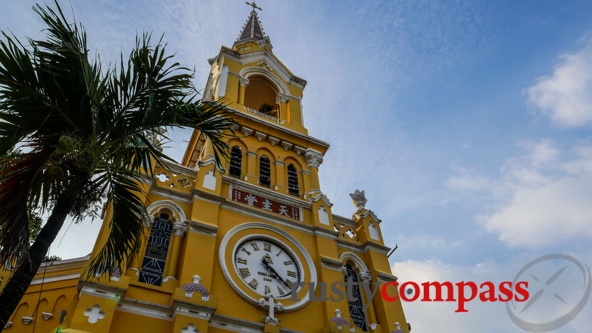 Cha Tam Church, Cholon - Chinatown