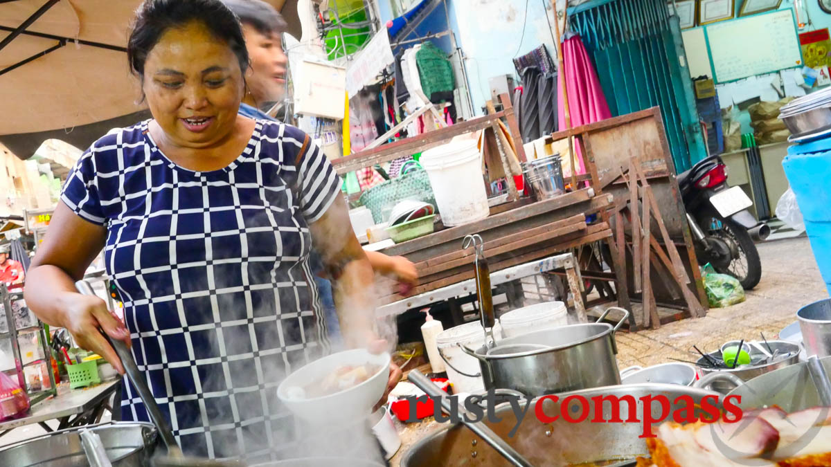 Street food, Cholon - Chinatown