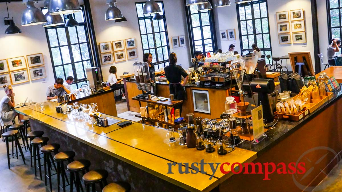 The Workshop Coffee, Saigon