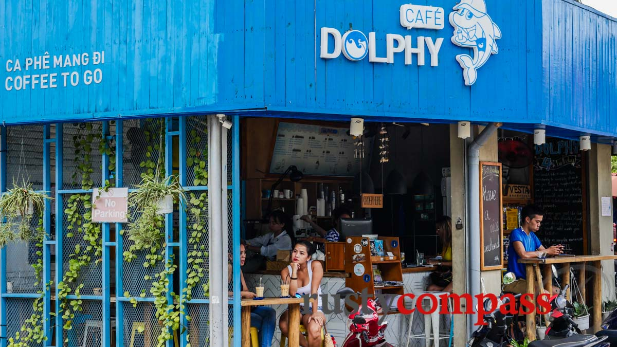 Dolphy Cafe, District 2, Saigon