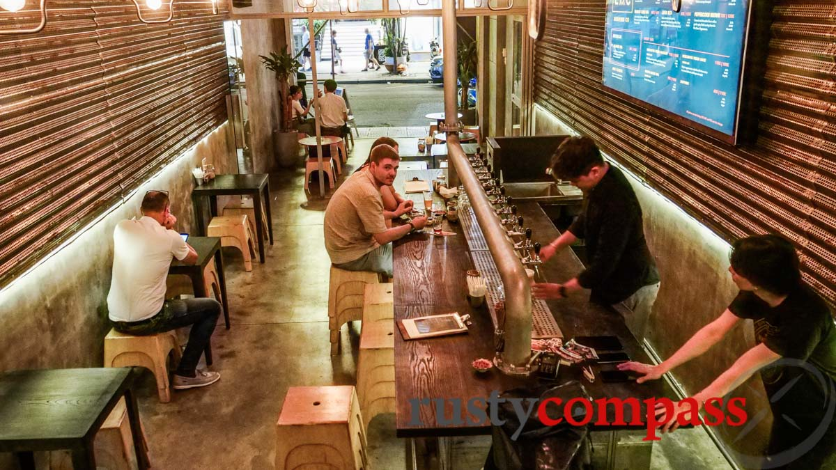 Lac Craft Beer Tap Room, Saigon