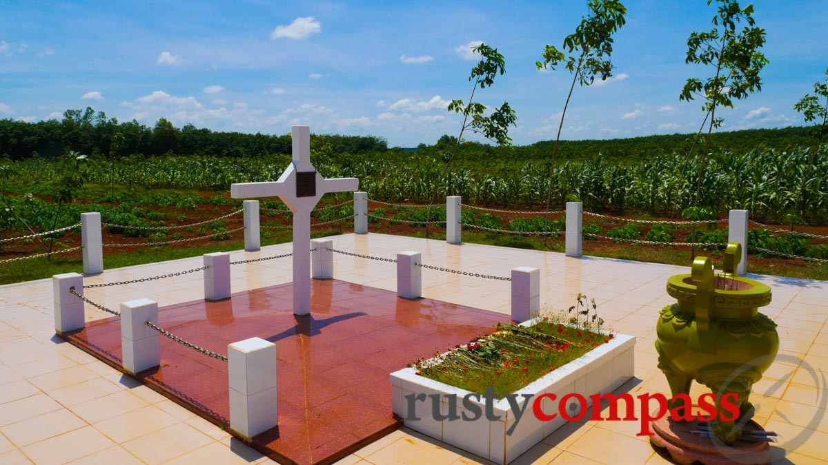 Long Tan Cross - outside Vung Tau