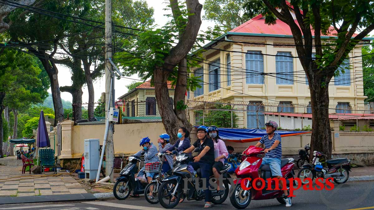 Streets of Vung Tau