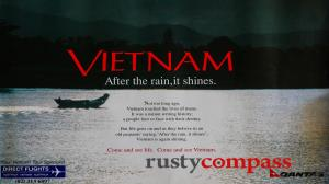Vietnam's first international tourism campaign - from 1991?