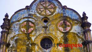 One of Vietnam's most historic churches faces demolition
