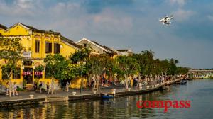The drone - a symbol of heavy-handed self-centred tourism