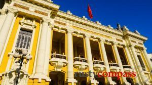 Walking the colonial era gems of Hanoi's French Quarter