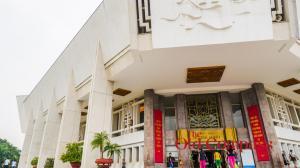 Vietnam's best museum? The Ho Chi Minh Museum, Hanoi