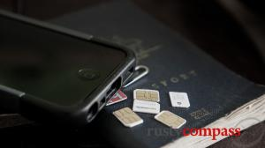 Travel tech update: The SIM card's past its use by date