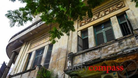 Airbnb in Saigon - a colonial era ruin springs to life