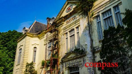 A new heritage landmark in Hanoi?