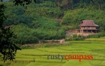 Exploring around Dien Bien Phu