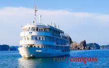 Au Co Cruise, Halong Bay