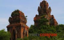 Banh It Cham Towers, Quy Nhon