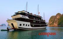 Bhaya Cruises - Halong Bay
