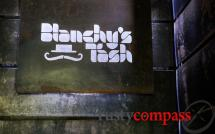 Blanchy's Tash Bar, Saigon