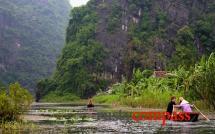 Boat trips - Tam Coc, Trang An, Thung Nang - Ninh Binh