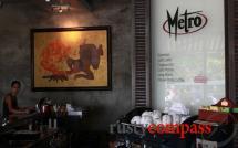 Cafe Metro, Phnom Penh