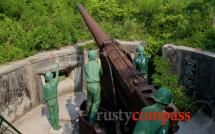 Cannon Fort, Cat Ba Island