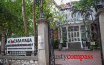 Casa Italia Restaurant, Hanoi