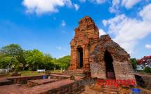 Po Shanu Cham towers and old fort, Mui Ne
