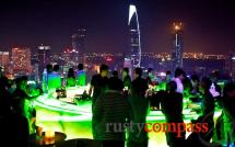 Chill Sky Bar, Saigon