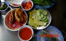 Nem Dang Van Quyen Restaurant, Nha Trang