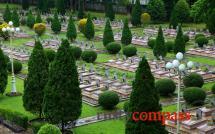 War Cemetery, Dien Bien Phu