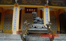 Dieu De Pagoda, Hue