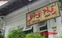 Dong Pho Restaurant, Saigon