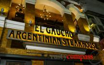 El Gaucho Argentinian Steakhouse, Hanoi