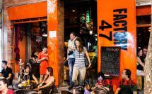 Factory 47 bar, Hanoi