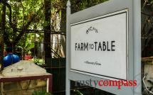 Farm to Table Cafe, Phnom Penh