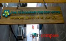 Frangipani Villa Fine Arts Hotel