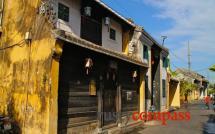 Old Houses Hoi An