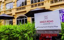 King's Road Angkor, Siem Reap