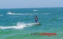 Water sports, Mui Ne