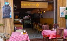 La Boulangerie Cafe, Siem Reap