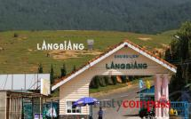 Lang Bian Mountain and Lat Village, Dalat